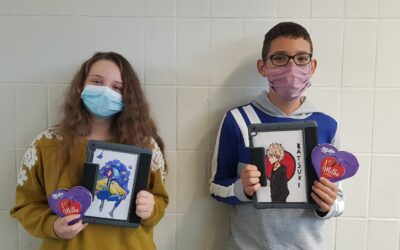 Schüler/innen gestalten ihre iPads selber