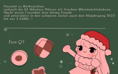 Weihnachtsaktion der Q1