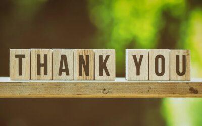 Das IT-Team dankt dem Förderverein