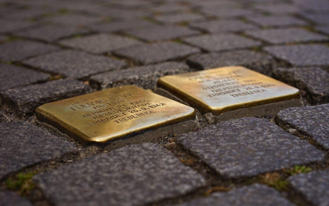 Stadtgymnasiasten gedenken der Opfer des Nationalsozialismus