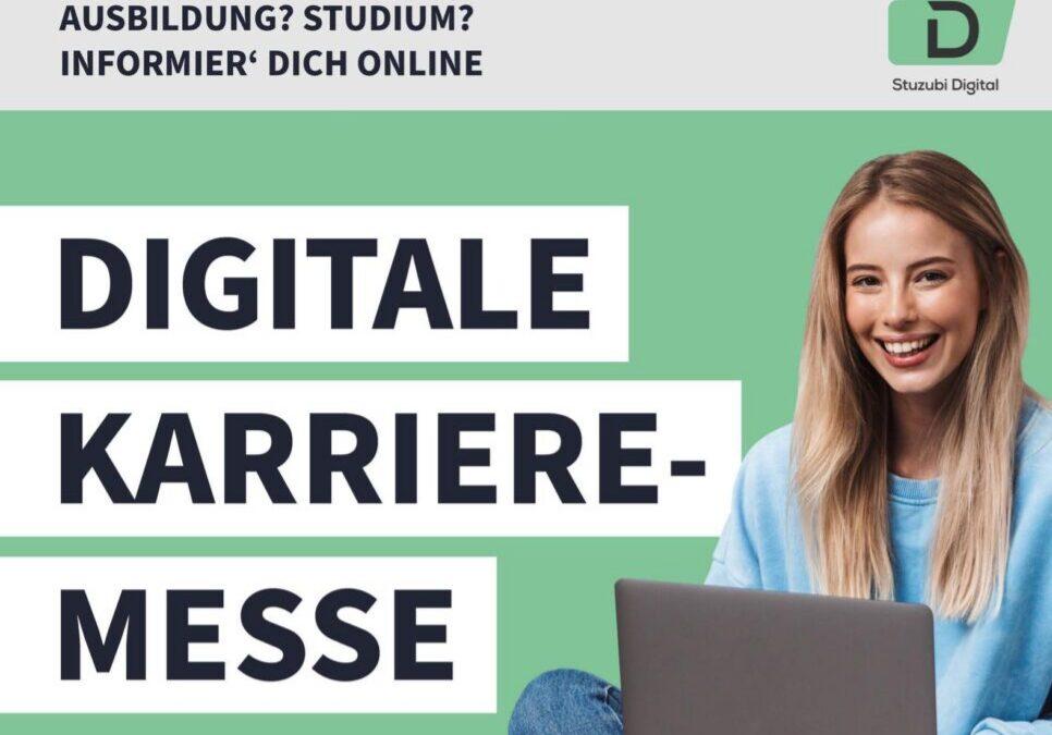 Stuzubi Digital nun deutschlandweit! Weitere Veranstaltung am 13. März!
