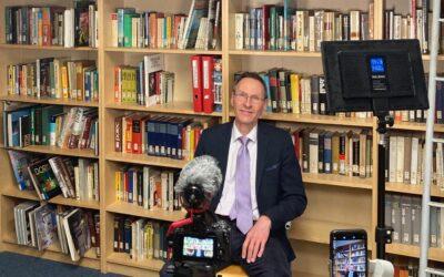 Video-Interview mit der alten und der neuen Schulleitung