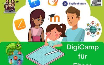 Unterstützungsmöglichkeiten für die Eltern beim Umgang mit den iPads